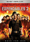 The Expendables 2 (Blu-ray/DVD, 2012, Canadian)