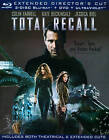 Total Recall (Blu-ray/DVD, 2012, 3-Disc Set, Includes Digital Copy; UltraViolet)