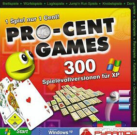 Pro-Cent Games (PC, 2006, Jewelcase)