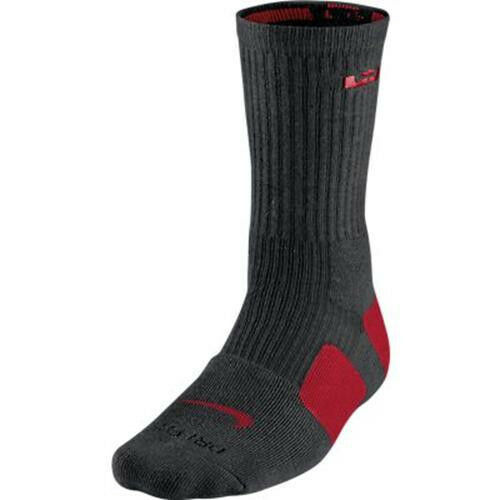 Nike LeBron Elite Basketball Crew Socks
