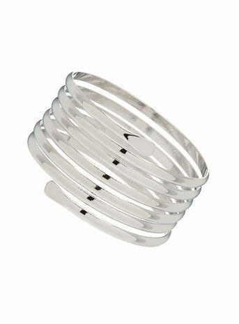 How to Buy a Coiled Bangle
