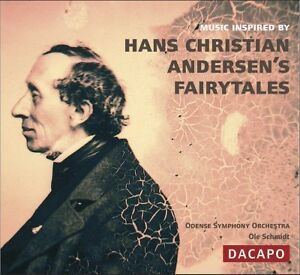 Music Inspired By Hans Christian Andersen's Fairytales CD NEW