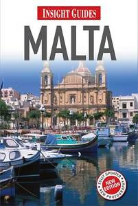 Insight Guide Malta (Insight Guides)-ExLibrary