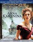 Anna Karenina (Blu-ray/DVD, 2013, 2-Disc Set, Includes Digital Copy; UltraViolet)