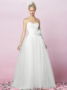 Organza Bridal Dresses  eBay