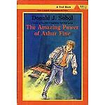 The Amazing Power of Ashur Fine, Donald J. Sobol, 081671049X