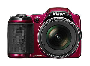 Nikon COOLPIX L820 16.0 MP Digital Camer...