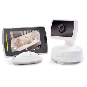 how to set up and use a baby monitor ebay. Black Bedroom Furniture Sets. Home Design Ideas