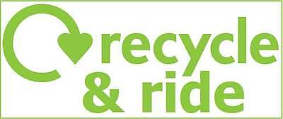 Recycle And Ride