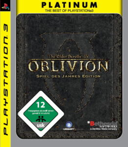 The Elder Scrolls IV: Oblivion -- Spiel des Jahres (Sony PlayStation 3 - <span itemprop=availableAtOrFrom>Neumünster, Deutschland</span> - The Elder Scrolls IV: Oblivion -- Spiel des Jahres (Sony PlayStation 3 - Neumünster, Deutschland