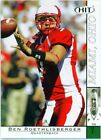 SAGE Rookie Ben Roethlisberger Football Trading Cards