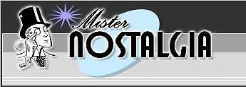 Mister Nostalgia