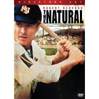 The Natural (DVD, 2007, 2-Disc Set, Director's Cut)