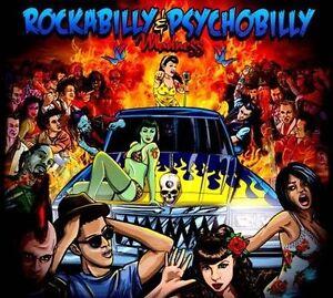 Rockabilly-Psychobilly-Madness-Digipak