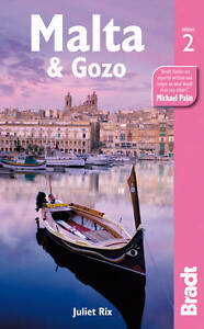 NEW Malta and Gozo, 2nd (Bradt Travel Guide) by Juliet Rix