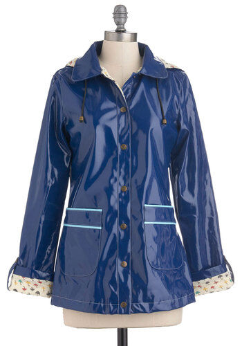 Your Guide to Buying a Used Raincoat