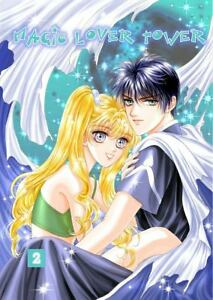 Magic-Lovers-Tower-2-Manga-Graphic-Novel-by-Kao-Yung-and-Kuan-Liang-2008-U