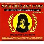 Various-Artists-Soul-Jazz-Records-Presents-New-Orleans-Funk-Vol-2-NEW-CD