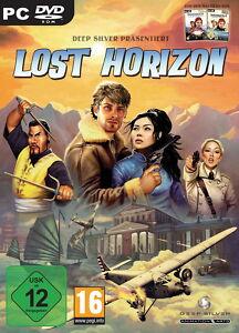 Lost Horizon (PC, 2010, DVD-Box) - <span itemprop=availableAtOrFrom>Leibnitz, Österreich</span> - Lost Horizon (PC, 2010, DVD-Box) - Leibnitz, Österreich