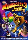 Madagascar 3: Europe's Most Wanted (DVD, 2013)
