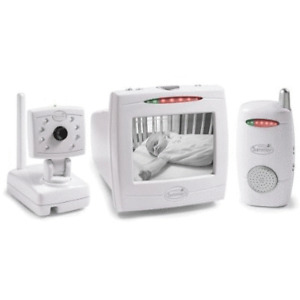 different types of baby monitors ebay. Black Bedroom Furniture Sets. Home Design Ideas
