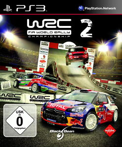 SONY PS3 WRC 2: FIA World Rally Championship PlayStation 3 Rallye deutsch OVP