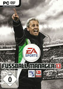 Fußball Manager 13 (PC, 2012, DVD-Box)