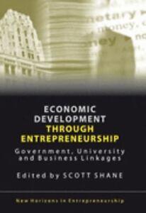 Economic-Development-Through-Entrepreneurship-Government-University-And-Busi
