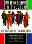 We Who Believe in Freedom, Bernice Johnson Reagon and Sweet Honey in the Rock, 0385468628