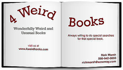 4WeirdBooks