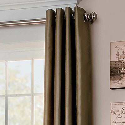 Faux Silk Curtain Buying Guide