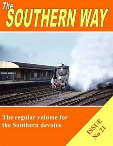 Southern Way Issue 21, Kevin  Robertson
