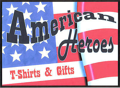 American Heroes T-Shirts and Gifts
