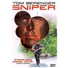 Sniper (DVD, 1998, Closed Caption) (DVD, 1998)