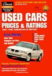 Edmunds Used Cars Prices, 1997, Edmund's Staff, 0877596115