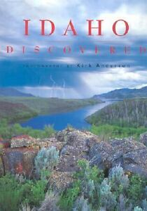 Idaho-Discovered-by-Kirk-Anderson-2000-Hardcover