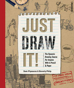 GoodJust Draw It The Dynamic Drawing Course for Anyone with a Pencil amp Pape - Ammanford, United Kingdom - GoodJust Draw It The Dynamic Drawing Course for Anyone with a Pencil amp Pape - Ammanford, United Kingdom