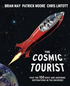 The Cosmic Tourist: The 100 Most Awe-inspiring Destinations in the Universe, Sir