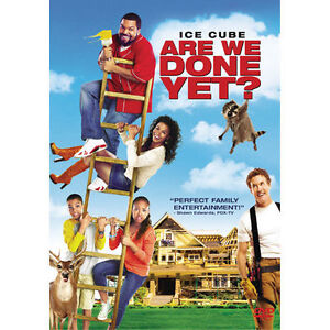 ICE CUBEAre We Done Yet  DVD FREE SHIPPING - San Diego, California, United States - ICE CUBEAre We Done Yet  DVD FREE SHIPPING - San Diego, California, United States