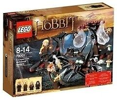 LEGO-The-Hobbit-Escape-from-Mirkwood-Spiders-79001-New-Sealed
