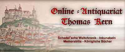 Online-Antiquariat Thomas Kern