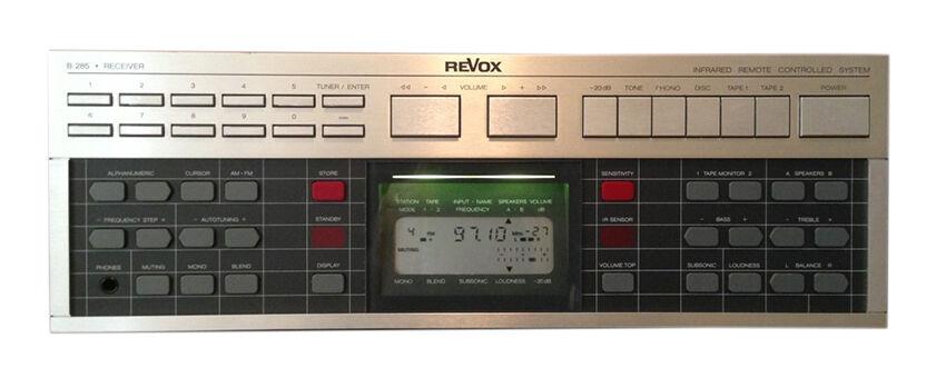 Revox B285 Stereo Receiver