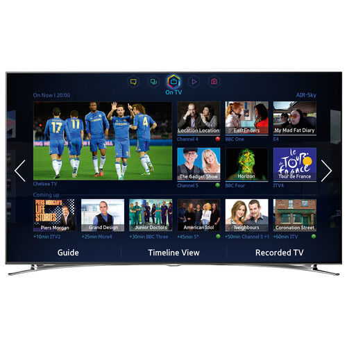 Samsung F8000 Series 8 Smart HD LED TV