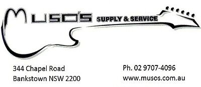 Muso's Supply and Service