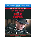 Public Enemies (Blu-ray Disc, 2009, 2-Disc Set, Special Edition; Includes Digital Copy)