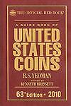 A-Guide-Book-of-United-States-Coins-The-Official-Redbook-63rd-Edition-2010