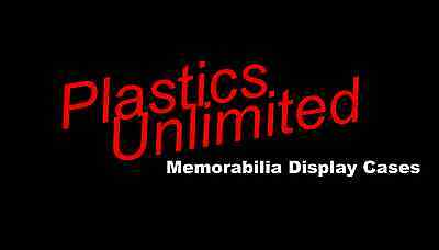 Display Cases by Plastics Unlimited