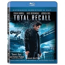 Total Recall Bluray 2012 2 Disc Extended Director039s Cut - <span itemprop=availableAtOrFrom>Southsea, United Kingdom</span> - Total Recall Bluray 2012 2 Disc Extended Director039s Cut - Southsea, United Kingdom