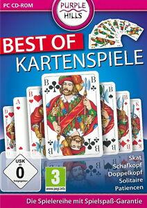 Best Of Kartenspiele (PC, 2010, DVD-Box)