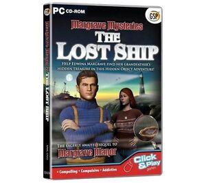 Avanquest Margrave Mysteries: The Lost Ship (PC: Windows, 2009) - European...
